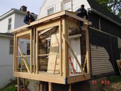 Anderson Res. Porch Rehab.